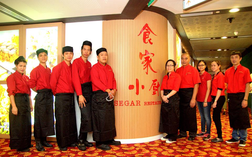 Segar Restaurant Welcomes you